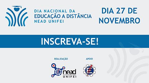 NEaD Unifei comemora Dia Nacional da Educação a Distância com presença de Romero Tori Nov/2018