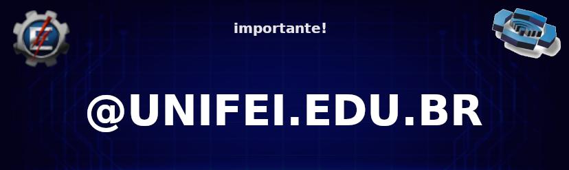 E-mails institucionais para discentes da Unifei auxiliam trabalho e estudos durante o RTE
